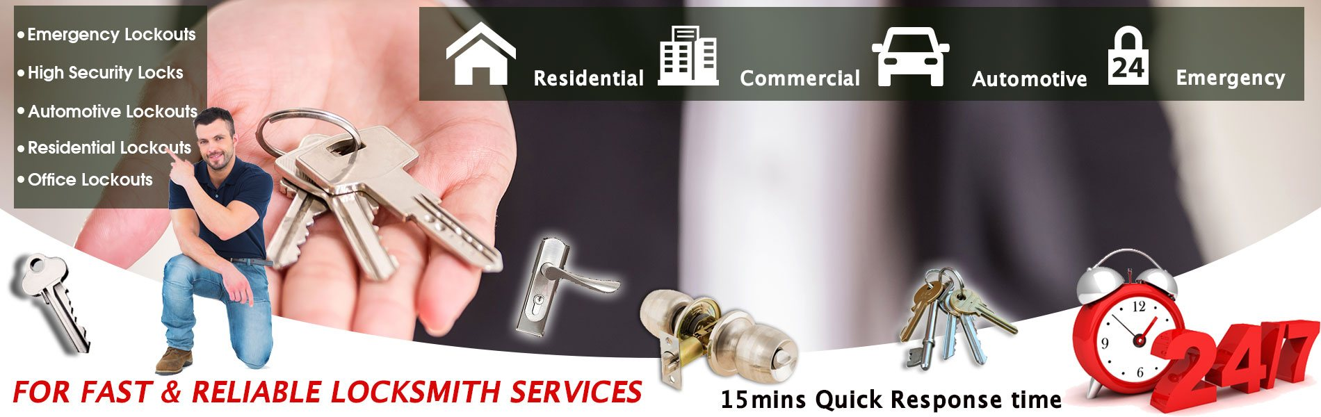 Village Locksmith Store Clearwater, FL 727-282-5671